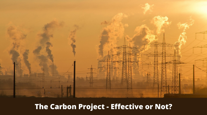 The Carbon Project - Effective or Not